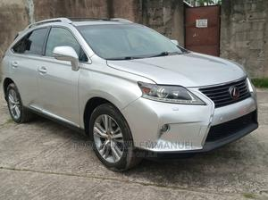 Lexus RX 2015 350 FWD Silver | Cars for sale in Lagos State, Amuwo-Odofin