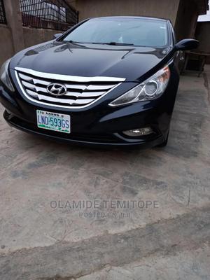 Hyundai Sonata 2012 Blue | Cars for sale in Ogun State, Abeokuta South