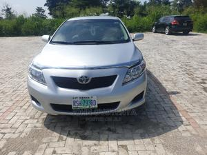 Toyota Corolla 2010 Silver   Cars for sale in Abuja (FCT) State, Kubwa