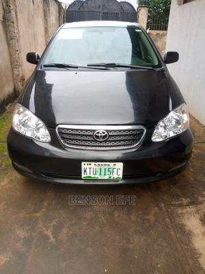 Toyota Corolla 2005 Black | Cars for sale in Osun State, Ife