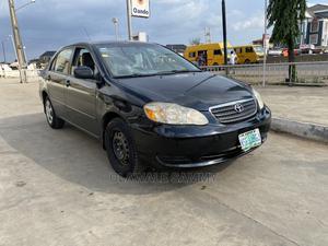 Toyota Corolla 2006 Black   Cars for sale in Lagos State, Ifako-Ijaiye