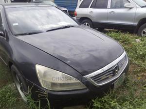 Honda Accord 2004 2.4 Type S Black   Cars for sale in Lagos State, Amuwo-Odofin
