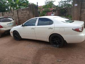 Lexus ES 2003 300 White | Cars for sale in Oyo State, Ibadan