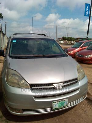 Toyota Sienna 2005 Silver | Cars for sale in Lagos State, Maryland