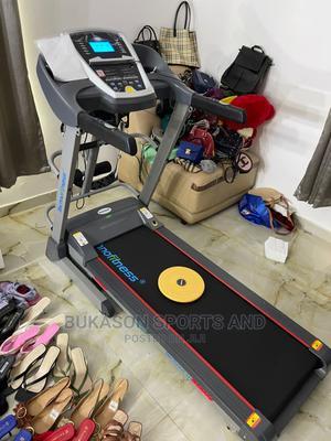 Technofitness Treadmill 2.5hp Brand   Sports Equipment for sale in Lagos State, Ejigbo