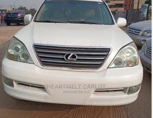 Lexus GX 2004 470 White   Cars for sale in Katsina State, Jibia