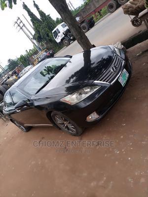 Lexus ES 2012 350 Black | Cars for sale in Lagos State, Ejigbo
