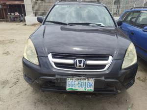 Honda CR-V 2005 2.0i ES Automatic Black | Cars for sale in Lagos State, Amuwo-Odofin