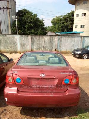 Toyota Corolla 2006 Red | Cars for sale in Lagos State, Maryland