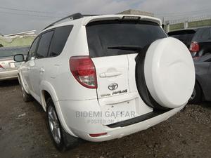 Toyota RAV4 2007 White | Cars for sale in Lagos State, Ikeja