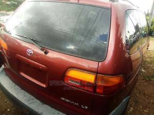 Toyota Sienna 2000 LE & 1 Hatch Red | Cars for sale in Lagos State, Ikeja