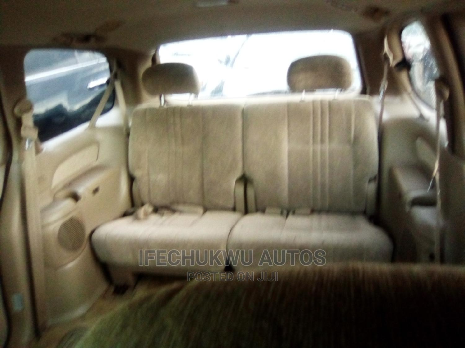 Toyota Sienna 2000 LE & 1 Hatch Red   Cars for sale in Ikeja, Lagos State, Nigeria