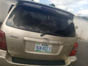 Toyota Highlander 2004 V6 AWD Gray | Cars for sale in Imo State, Owerri