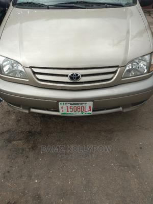 Toyota Sienna 2002 CE Gray | Cars for sale in Lagos State, Alimosho