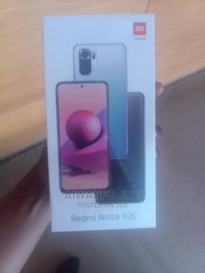 New Xiaomi Redmi Note 10S 128 GB Gray   Mobile Phones for sale in Edo State, Benin City