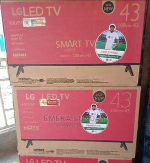 Brand New 43 Inches LG LED Tv | TV & DVD Equipment for sale in Lagos State, Ikeja