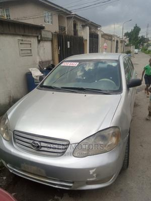 Toyota Corolla 2004 Silver   Cars for sale in Lagos State, Maryland