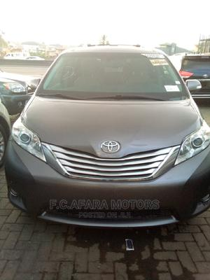 Toyota Sienna 2013 Limited AWD 7-Passenger Gray | Cars for sale in Lagos State, Ojodu