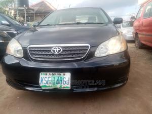 Toyota Corolla 2007 Black | Cars for sale in Lagos State, Abule Egba