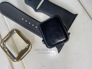 Apple Watch Series3 42mm GPS Black   Smart Watches & Trackers for sale in Oyo State, Ibadan