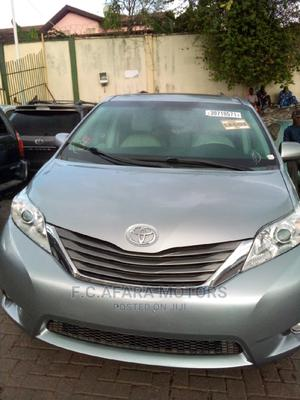 Toyota Sienna 2014 Gray | Cars for sale in Lagos State, Ojodu