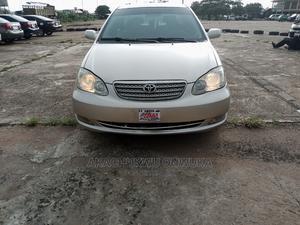 Toyota Corolla 2005 Gold | Cars for sale in Abuja (FCT) State, Gwagwalada
