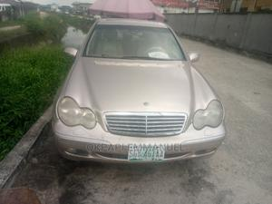 Mercedes-Benz C240 2002 Gold | Cars for sale in Rivers State, Obio-Akpor