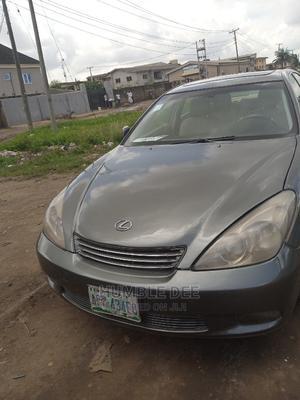 Lexus ES 2004 330 Sedan Green | Cars for sale in Lagos State, Ipaja