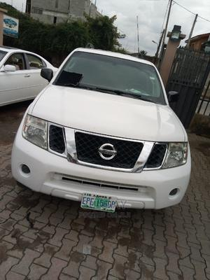 Nissan Pathfinder 2009 White | Cars for sale in Lagos State, Ikeja
