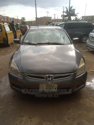 Honda Accord 2008 3.5 EX Automatic Gray | Cars for sale in Lagos State, Ikeja
