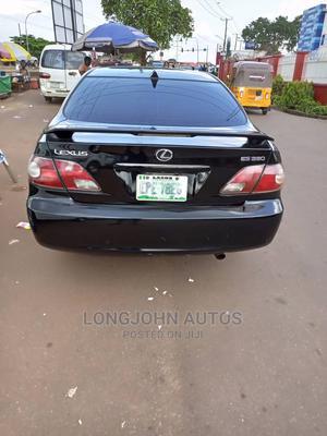 Lexus ES 2004 330 Sedan Black | Cars for sale in Enugu State, Enugu