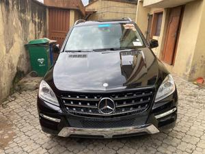 Mercedes-Benz M Class 2013 ML 350 4Matic Black | Cars for sale in Lagos State, Ikeja