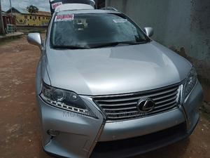 Lexus RX 2015 350 AWD Silver | Cars for sale in Lagos State, Abule Egba