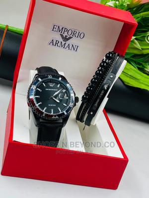 EMPORIO ARMANI Authentic Watch Set for Bosses   Watches for sale in Lagos State, Lagos Island (Eko)