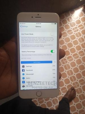 Apple iPhone 6 Plus 16 GB Silver | Mobile Phones for sale in Lagos State, Ikorodu
