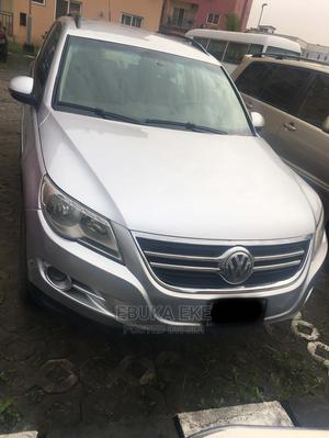 Volkswagen Tiguan 2010 Silver   Cars for sale in Lagos State, Surulere
