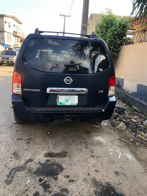 Nissan Pathfinder 2006 Black | Cars for sale in Lagos State, Surulere