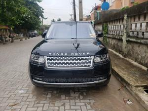 Land Rover Range Rover Sport 2017 HSE 4x4 (3.0L 6cyl 8A) Black | Cars for sale in Lagos State, Surulere