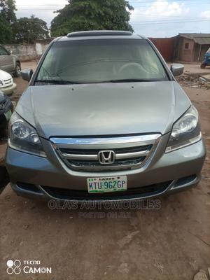 Honda Odyssey 2008 Blue | Cars for sale in Lagos State, Ifako-Ijaiye