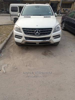 Mercedes-Benz M Class 2014 White | Cars for sale in Lagos State, Amuwo-Odofin