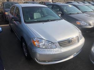 Toyota Corolla 2006 CE Silver | Cars for sale in Lagos State, Apapa