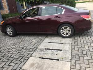 Honda Accord 2009 2.4 Red | Cars for sale in Lagos State, Ajah