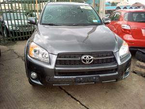Toyota RAV4 2011 2.5 Sport 4x4 Gray   Cars for sale in Lagos State, Ojodu