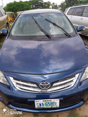 Toyota Corolla 2010 Blue | Cars for sale in Abuja (FCT) State, Apo District
