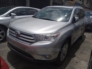Toyota Highlander 2013 Silver   Cars for sale in Lagos State, Ojodu