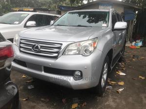Lexus GX 2012 460 Premium Silver | Cars for sale in Lagos State, Apapa