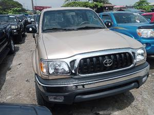Toyota Tacoma 2004 Double Cab V6 4WD Gold   Cars for sale in Lagos State, Apapa