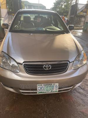 Toyota Corolla 2005 Gold | Cars for sale in Lagos State, Abule Egba