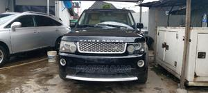 Land Rover Range Rover Sport 2006 Black | Cars for sale in Lagos State, Ikeja