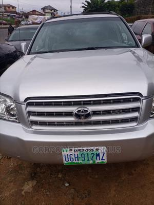 Toyota Highlander 2001 Silver | Cars for sale in Rivers State, Port-Harcourt